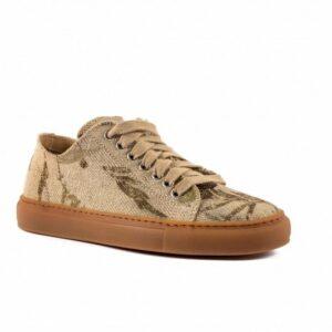Low Scouts Hennepvezels sneakers