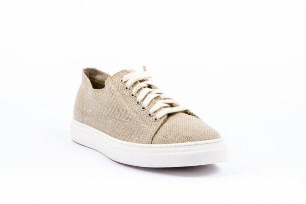 Low Scouts Ruwe Hennep Unisex Sneakers