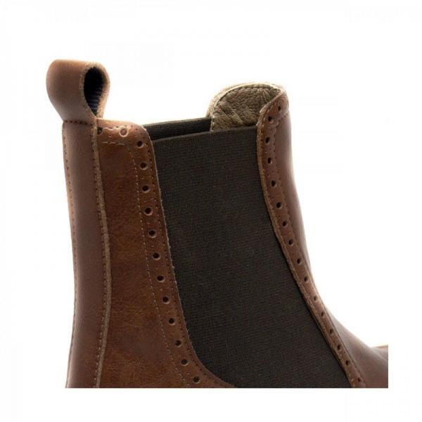 NAE Boots Owen Patroon en Afwerking