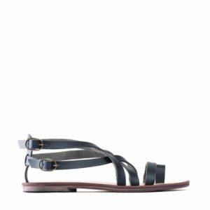 NAE ITACA sandalen Zwart rechterzijde