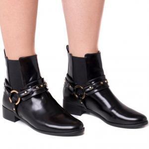 NAE Laarzen Neus Zwart stijlimpressie3