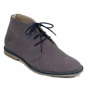 NAE Lagos Grey suede look 9
