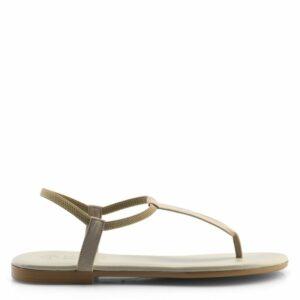 NOAH DIANA sandalen zijkant beige