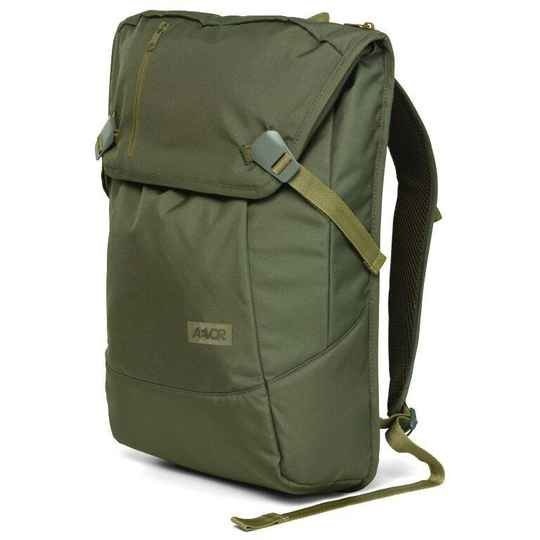Aevor Daypack Pine Green Vegan Rugzak 1
