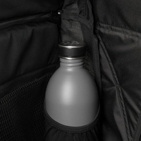 Aevor Fineline Black Vegan Backpack 7