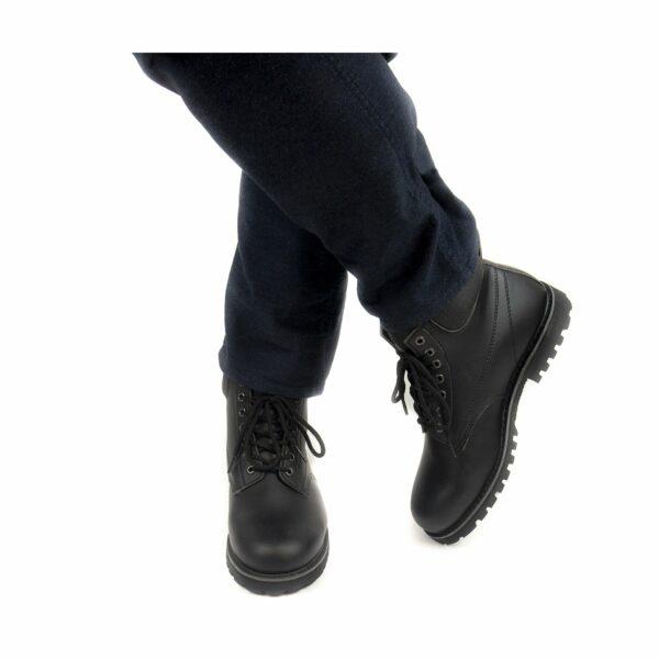 NAE ATKA BLACK Boots Stijlimpressie
