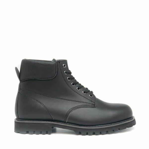 NAE ATKA BLACK Boots Zijkant