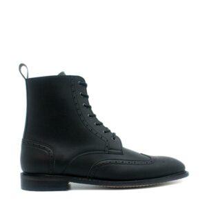 NAE Alex Bruin heren zwart boots 2