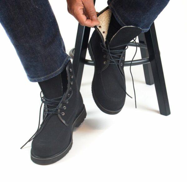 NAE Andre Boots Zwart 2