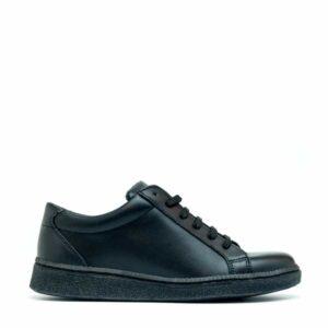 NAE Basic Micro unisex sneaker zwart 1