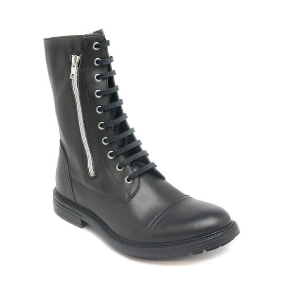 NAE Caleb Boots Heren Zwart 3