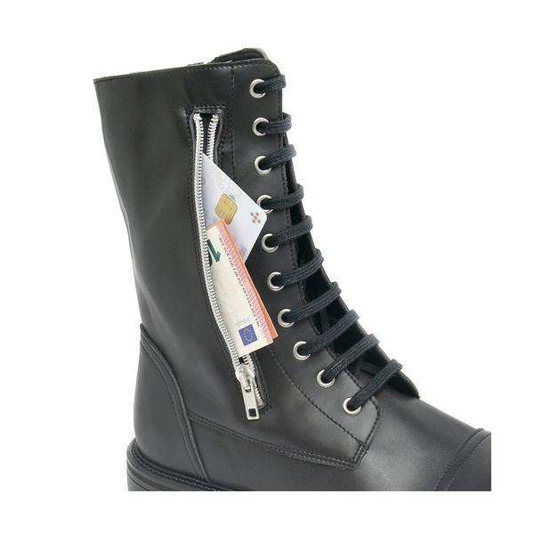 NAE Caleb Boots Heren Zwart 4