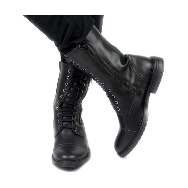NAE Caleb Boots Heren Zwart 5
