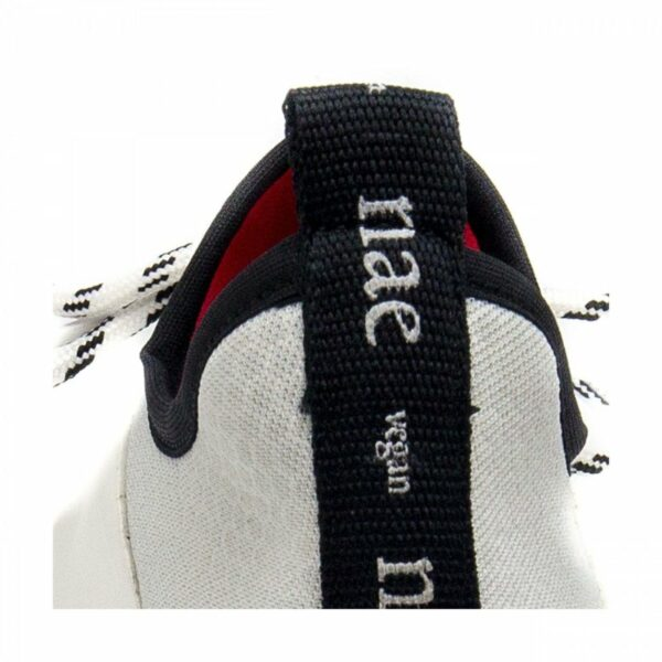 NAE Edda Sneakers Zwart Grijs Ugly Sneaker Trend 1
