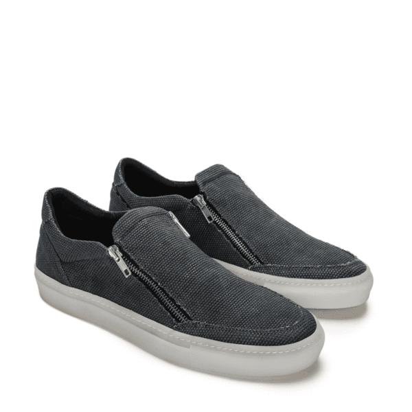 NAE Efe Cotton Sneaker Met Rits Vegan Heren 3