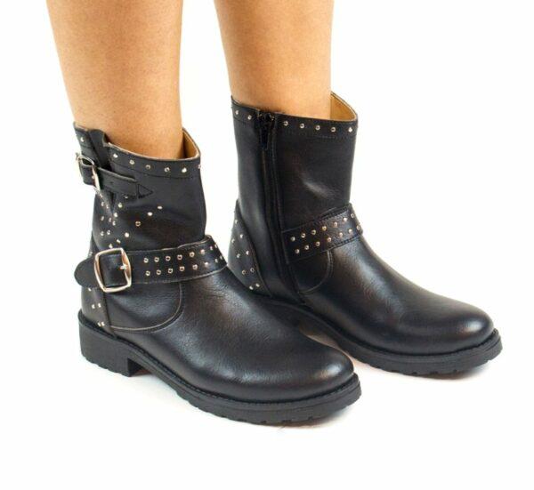 NAE Gabri Boots Zwart 1