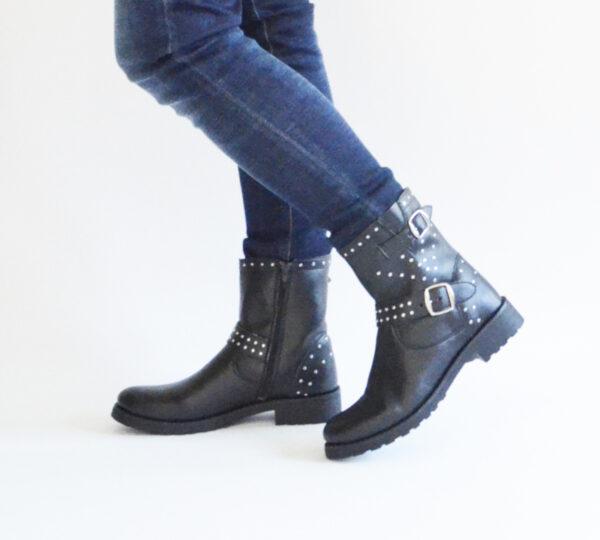 NAE Gabri Boots Zwart 2