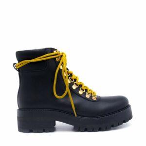 NAE Karla boots gele veters 1