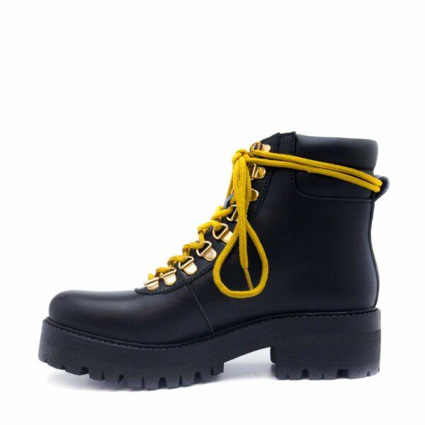 NAE Karla Boots Gele Veters 2