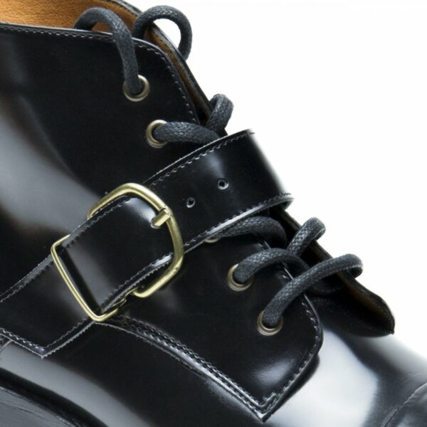 NAE Luce Boots Met Hak Zwart 3