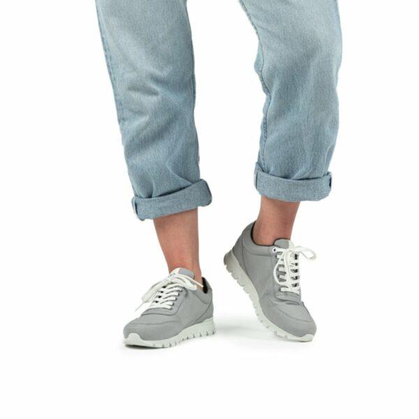 NAE Nilo Unisex Sneaker Grey 1