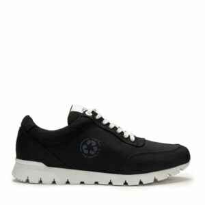 NAE Nilo unisex sneaker black 2
