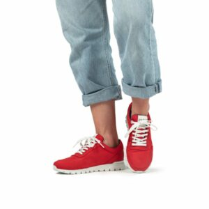 NAE Nilo unisex sneaker red 3