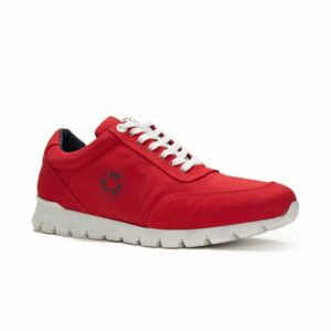 NAE Nilo unisex sneaker red 4