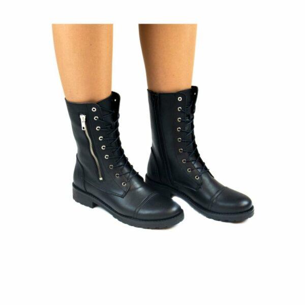 NAE Zaira Boots Zwart 1