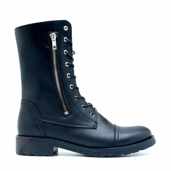 NAE Zaira Boots Zwart 4
