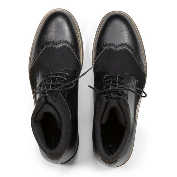 NOAH Alessio Boots Zwart 2