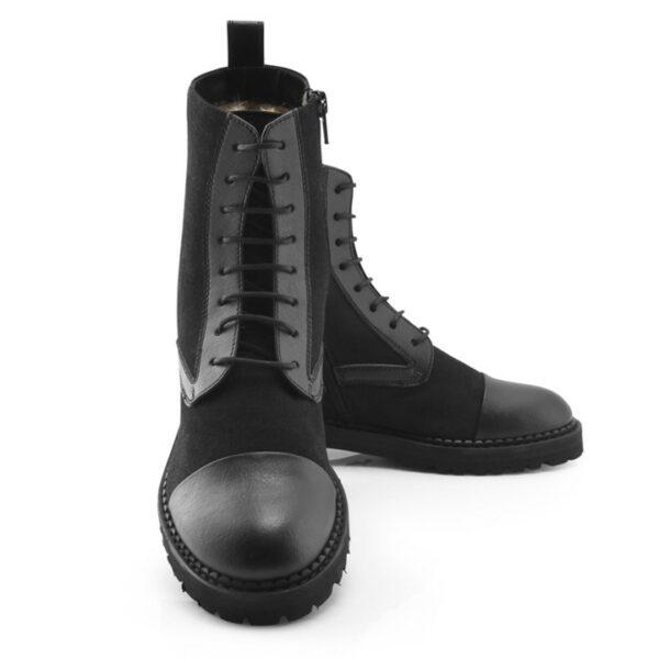 NOAH Bettina Winter Boots Zwart 3