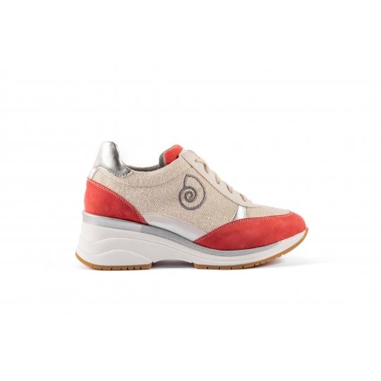 Risorse Future Luna Sneaker Peach 2