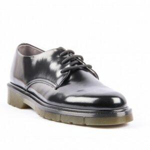 Risorse Future Martin Nero Black enkele schoen