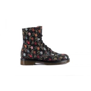 Risorse Future Mr vegan little flowers zwart 3