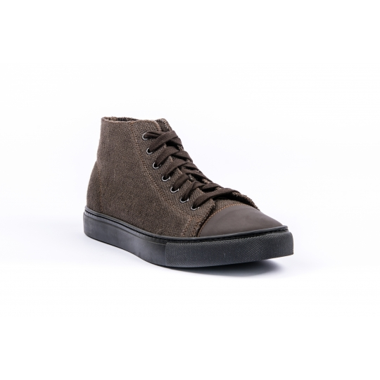 Risorse Future Winter Scout Donker Chocolade Unisex Sneakers 1
