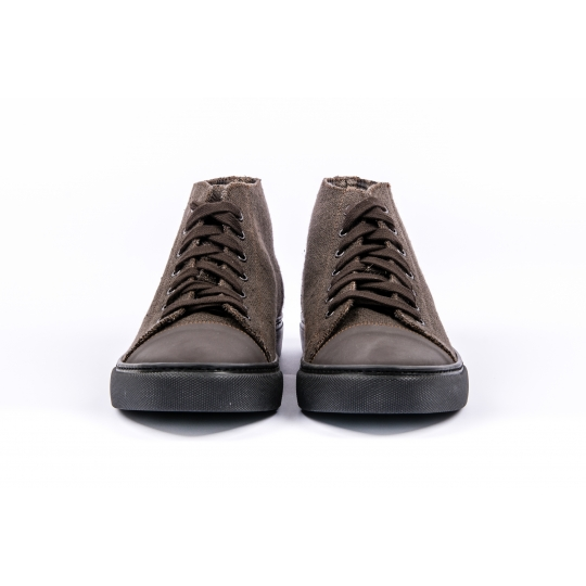 Risorse Future Winter Scout Donker Chocolade Unisex Sneakers 2