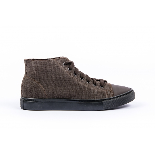 Risorse Future Winter Scout Donker Chocolade Unisex Sneakers 3