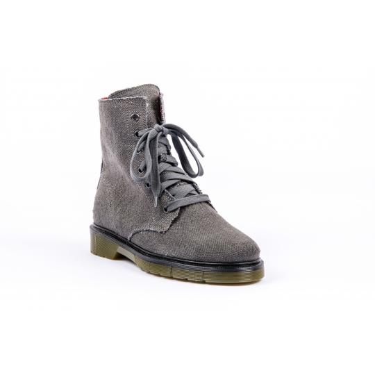 Risorse Future Mr Vegan Antraciet Unisex Boots 1