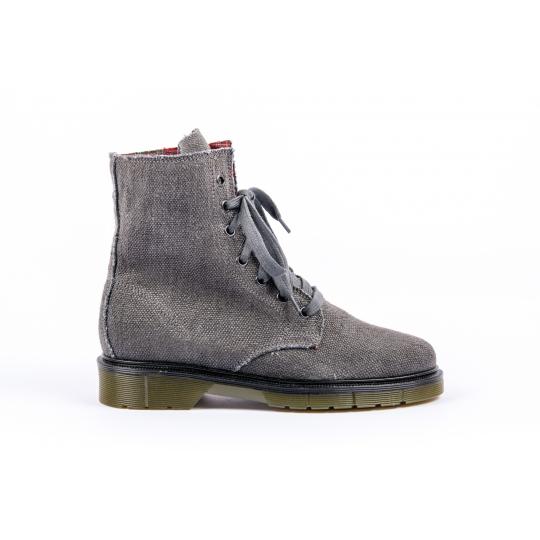 Risorse Future Mr Vegan Antraciet Unisex Boots 3