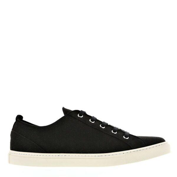Dominique Suede Black Veganen Unisex Sneacker Noah Vegan Shoes