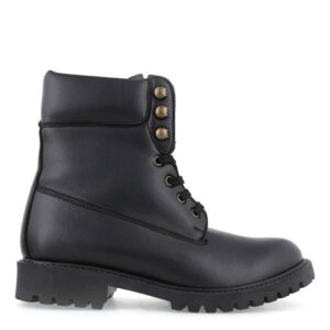 noah vegan shoes claudia claudio nappa black boots