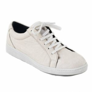 NAE Basic Off White Pinatex sneaker 1