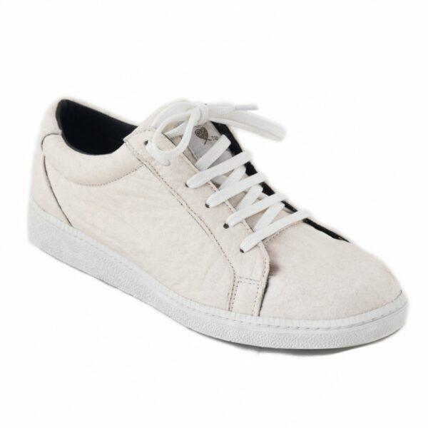 NAE Basic Off White Pinatex Sneaker 1