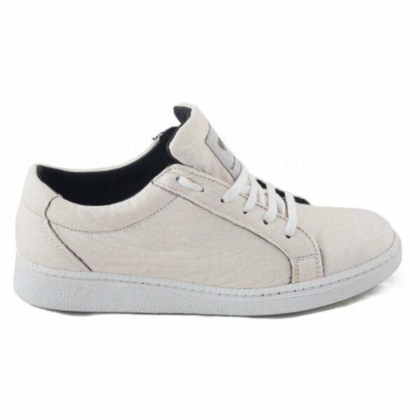 NAE Basic Off White Pinatex Sneaker 2