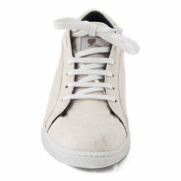 NAE Basic Off White Pinatex Sneaker 3