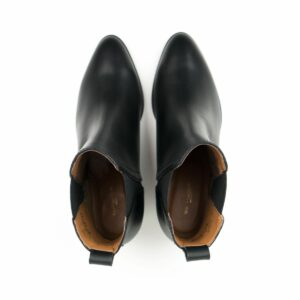 WIlls Vegan Shoes Point ToeChelsea Boots 1 1
