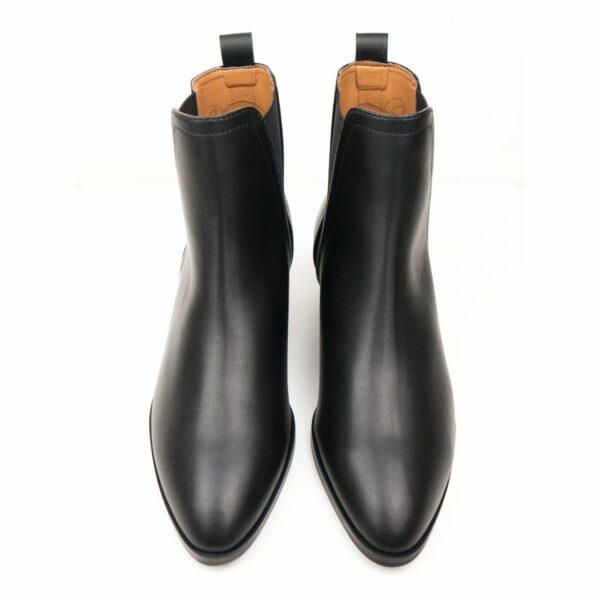 WIlls Vegan Shoes Point ToeChelsea Boots 5 1