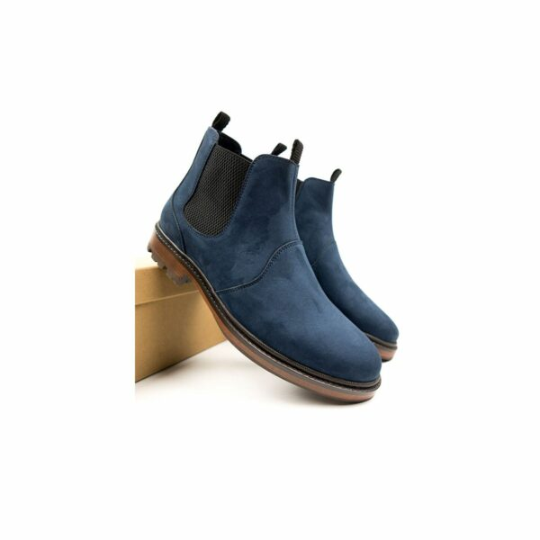 Wills Vegan Shoes Contintental Chelsea Boots 1