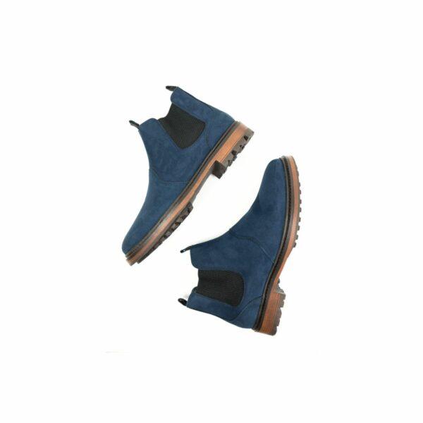 Wills Vegan Shoes Contintental Chelsea Boots 4